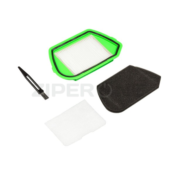 Rowenta Filter Kit With Brush for Vacuum Cleaner ZR005501-1 (accessory)